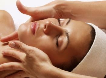 массажи для лица