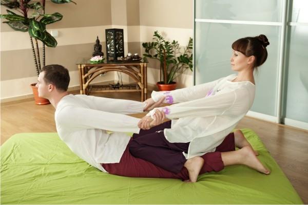 Znalezione obrazy dla zapytania Классический тайский массаж – что это?