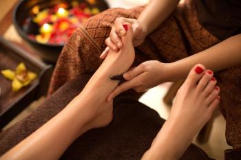 massage stop